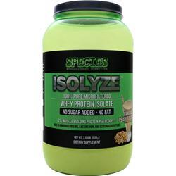 Species Isolyze Vanilla Peanut Butter 2.05 lbs