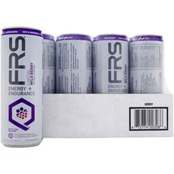 FRS Ready-To-Drink Cans Low Cal Wild Berry 12 cans