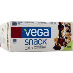 VEGA Snack Bar Chocolate Cashew Cherry 12 bars