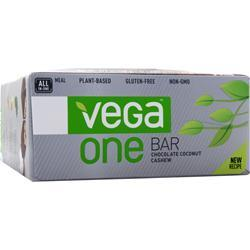 VEGA One Bar Chocolate Coconut Cashew 12 bars