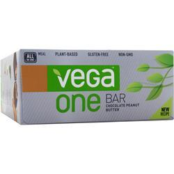 Vega One Bar Chocolate Peanut Butter 12 bars