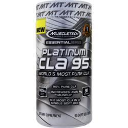 MUSCLETECH Essential Series - Platinum Pure CLA 95 90 sgels