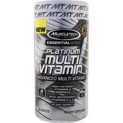 Muscletech Essential Series - Platinum Multi Vitamin 90 caps