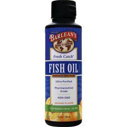 Barlean 39 s fresh catch fish oil liquid on sale at for Fish oil for add