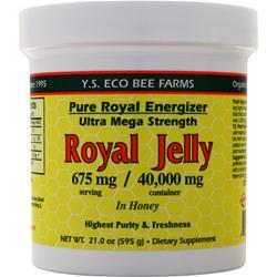 Y.S. ECO BEE FARMS Royal Jelly (675mg) 21 oz
