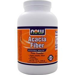 Now Acacia Fiber 12 oz