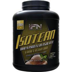 Iforce Isotean - Whey Protein Isolate Vanilla Dream 5 lbs