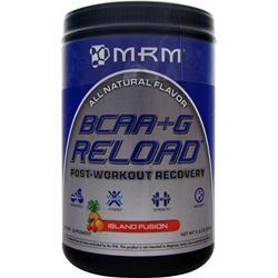 MRM BCAA+G Reload Island Fusion 11.6 oz