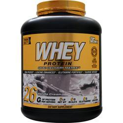 TOP SECRET NUTRITION Whey Protein - Quad Delivery Matrix Vanilla Cream 5 lbs
