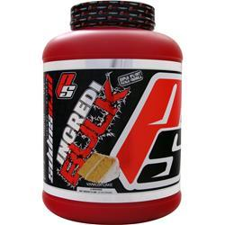 PRO SUPPS Incredi Bulk Vanilla Cake 6 lbs