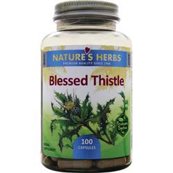 Nature's Herbs Blessed Thistle 100 caps