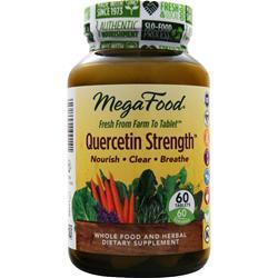 MEGAFOOD Quercetin Strength 60 tabs