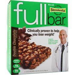FULL BAR Full Bar Double Chocolate Chip 6 bars