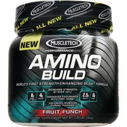 MUSCLETECH Amino Build Buy 2 get 1 Free Fruit Punch 783 grams