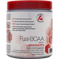Ajipure Fusi-BCAA Unflavored 340 grams