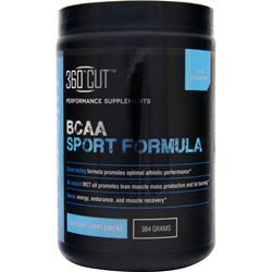 360 CUT BCAA Sport Formula Blue Raspberry 384 grams