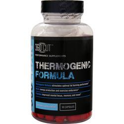 360 CUT Thermogenic Formula Best by 11/14 90 caps