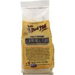 BOB'S RED MILL Finely Ground Almond Meal/Flour 16 oz