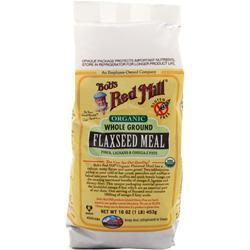 Bob's Red Mill Organic Whole Ground Flaxseed Meal 16 oz