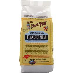 Bob's Red Mill Whole Ground Flaxseed Meal 16 oz
