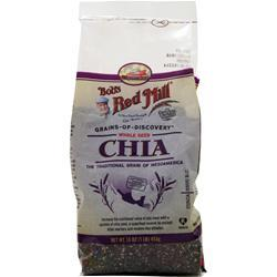 Bob's Red Mill Whole Seed Chia 16 oz
