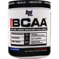 BPI Best BCAA Blue Raspberry 300 grams
