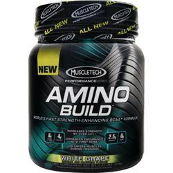 MUSCLETECH Amino Build White Grape 440 grams