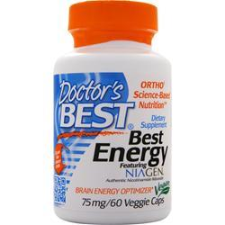 Doctor's Best Best Energy 60 vcaps