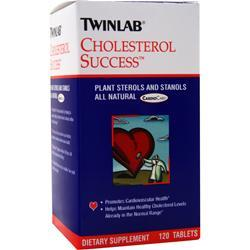 TWINLAB Cholesterol Success 120 tabs