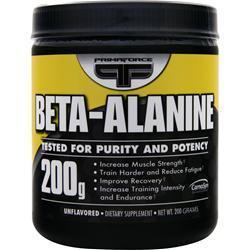Primaforce Beta Alanine Unflavored 200 grams