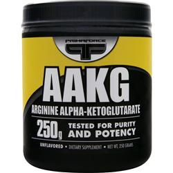 Primaforce AAKG - Arginine Alpha Ketoglutarate Unflavored 250 grams