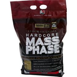 4 Dimension Nutrition Hardcore Mass Phase Strawberry 10 lbs