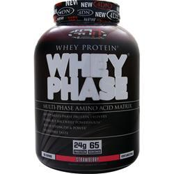 4 DIMENSION NUTRITION Whey Phase Strawberry 5 lbs