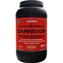 MuscleMeds Carnivor Peanut Butter 2.2 lbs