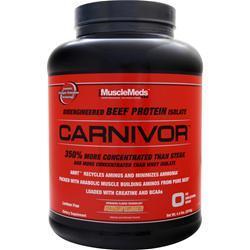 MuscleMeds Carnivor Peanut Butter 4.4 lbs