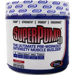 Gaspari Nutrition SuperPump 3.0 Fruit Punch 14 oz