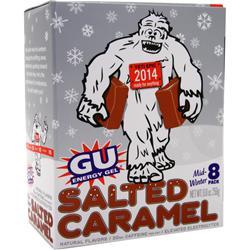GU Energy Gel Salted Caramel 8 pckts