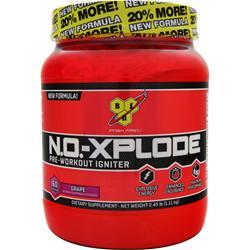 BSN NO-Xplode Pre Workout Igniter Grape 2.45 lbs