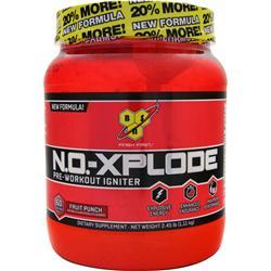 BSN NO-Xplode Pre Workout Igniter Fruit Punch 2.45 lbs