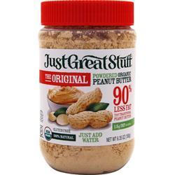 BETTY LOU'S Just Great Stuff - Powdered Organic Peanut Butter Original 180 grams