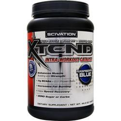 SCIVATION Xtend Intra-Workout Catalyst Raspberry Blue 1248 grams
