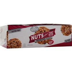 BETTY LOU'S Nuts About  Energy Balls Peanut Butter Choc Chip 12 balls