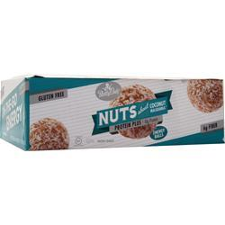 Betty Lou's Nuts About  Energy Balls Coconut Macadamia 12 balls