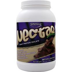 Syntrax Nectar Whey Protein Isolate - Natural Chocolate 2.5 lbs