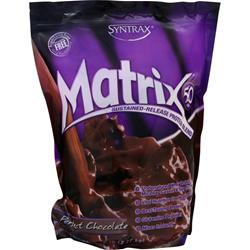 SYNTRAX Matrix 5.0 - Sustained Release Protein Perfect Chocolate 5 lbs