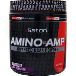 Isatori Amino-Amp Grape Quencher 223.5 grams