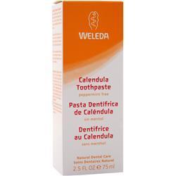 WELEDA Toothpaste Calendula 2.5 fl.oz