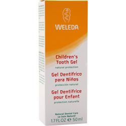 Weleda Children's Tooth Gel 1.7 fl.oz