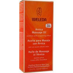 Weleda Arnica Massage Oil 3.4 fl.oz