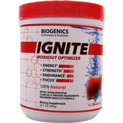 Biogenics Ignite - Workout Optimizer Watermelon 14.1 oz